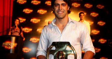 """Stock: Átila Abreu é eleito """"Revelação do Ano"""" da temporada 2008 da Stock Car"""