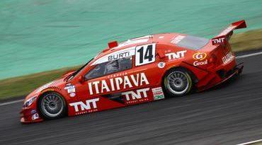 Stock: Luciano Burti supera dificuldades e marca pontos para a Itaipava Racing Team