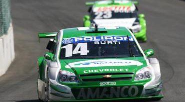 Stock: Quarto lugar, Burti destaca corrida sem erros