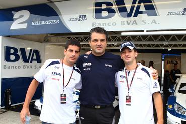Stock: Campos e Hellmeister satisfeitos com evolução demonstrada no treino de classificação