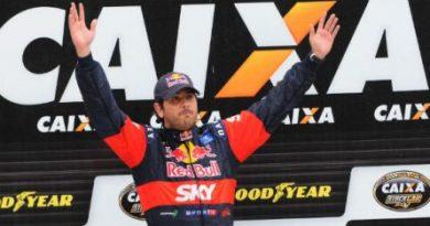 Stock: Cacá Bueno vence e Red Bull faz dobradinha em Interlagos