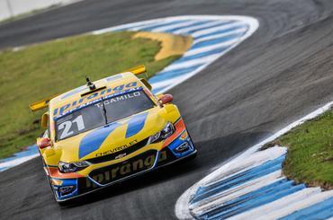 Stock: Thiago Camilo faz a Pole Position HERO em Londrina