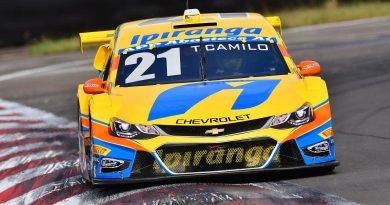 Stock Car: Thiago Camilo é o mais rápido no 3º Treino Livre em Cascavel