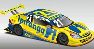 Stock: Com carro mais bonito, Ipiranga e Thiago Camilo continuam juntos na temporada 2012