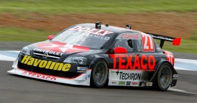 Stock: Thiago Camilo, pole em Londrina, lidera pelotão Chevrolet Astra