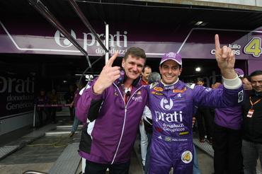 Stock: Julio Campos marca a pole em Cascavel