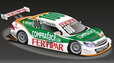 Stock: Feldmann apresenta carro de 2011