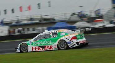 Stock: Pilotos elogiam novo asfalto do Autódromo de Curitiba