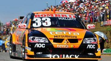 Stock: Após conquistarem várias posições na largada, pilotos Terra Racing ficam sem pontos no DF