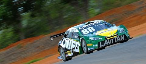 Stock: Felipe Fraga faz melhor tempo e larga na frente