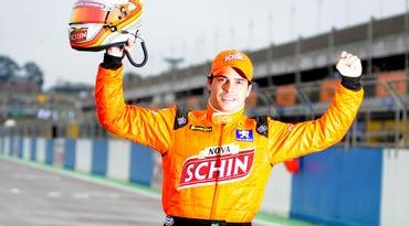 Stock: Marcos Gomes larga na pole da Stock Car em Cascavel