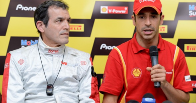 Stock: Castroneves fora
