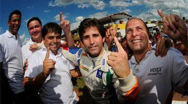 Stock: Sérgio Jimenez faz a pole position na Stock Car