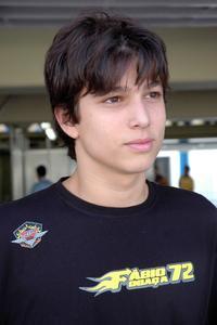 Stock Jr.: Fábio Fogaça fica entre os primeiros no abertura dos testes da Stock Jr.