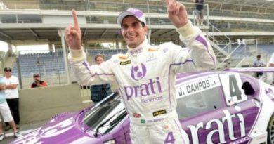 Stock: Julio Campos surpreende e marca a pole em Interlagos