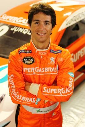 Stock: Bruno Junqueira será o parceiro de Allam Khodair na corrida de abertura da Stock Car