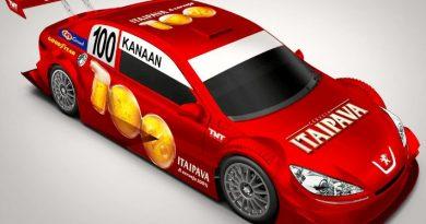 Stock: Tony Kanaan apresenta o Layout para as duas etapas da Stock Car