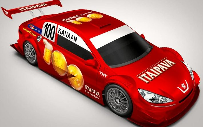 Stock: Tony Kanaan apresenta o Layout para as duas etapas da Stock Car