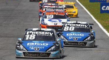 Stock: Carreata marca o início das ações da etapa final da Stock Car em Curitiba