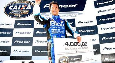 Stock: Allam Khodair marca a Superpole e espera por corrida movimentada em Campo Grande