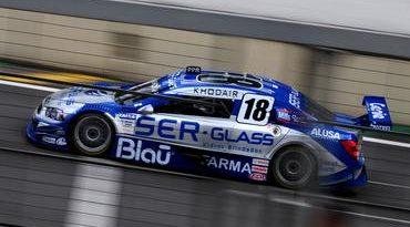 Stock: Allan Khodair marca a pole para a abertura da temporada