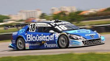 Stock: Khodair é novamente o mais rápido no Rio
