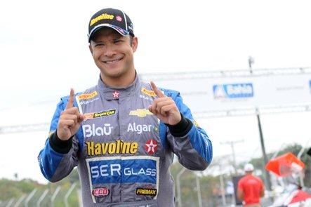 Stock: Allam Khodair é o pole em Salvador