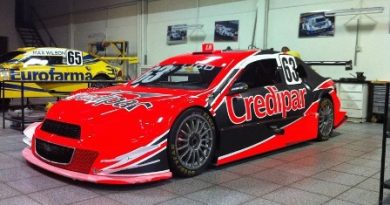 Stock: Kaesemodel estréia novo Chevrolet Sonic na Stock Car