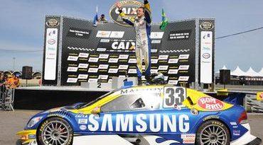 Stock: No Rio de Janeiro, Felipe Maluhy vence pela primeira vez