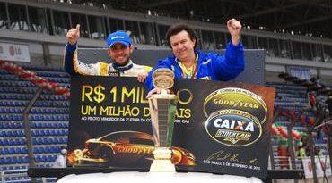 Stock: Ricardo Maurício fatura a Corrida do Milhão