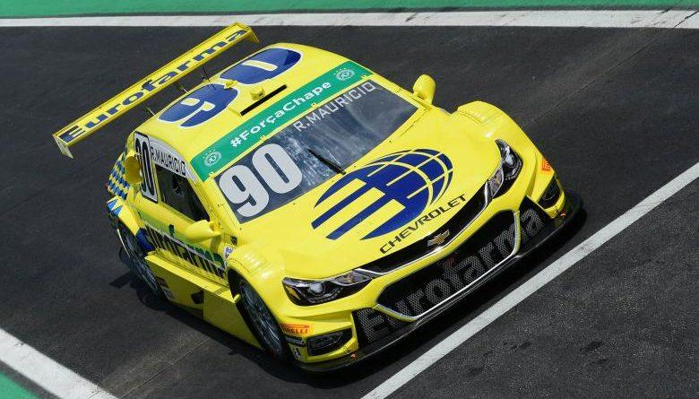 Stock: Ricardo Maurício começa na frente em Interlagos