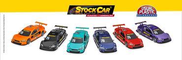 Stock: Miniatura da Stock Car será lançada em Goiânia