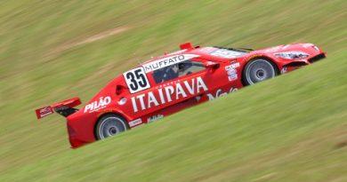 Stock: Trabalho de reconhecimento para o Itaipava Racing Team