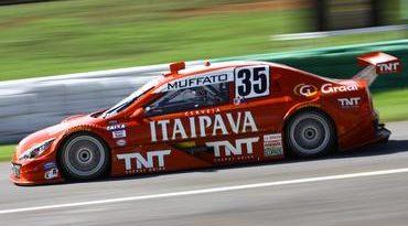 Stock: Itaipava Racing Team marca pontos pela quinta vez consecutiva