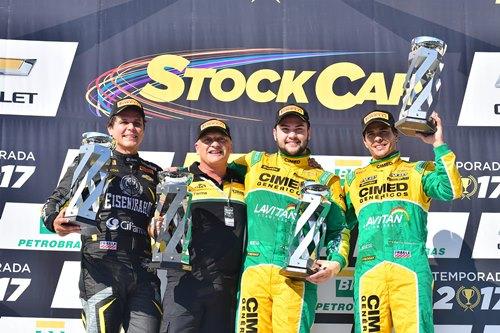 Stock: Santa Cruz do Sul recebe a terceira etapa da Stock Car