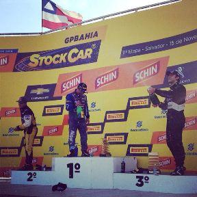 Stock: Allan Khodair vence primeira prova em Salvador