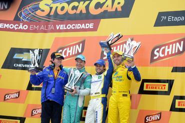 Stock: Ricardo Maurício vence segunda prova em Curitiba