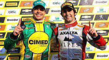 Stock: Marcos Gomes e Sérgio Jimenez vencem em Curitiba