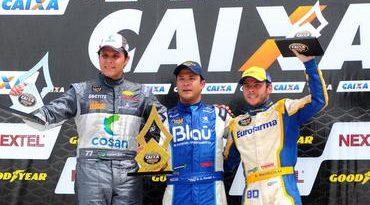 Stock: Vários pilotos são punidos e Allan Khodair vence em Santa Cruz do Sul