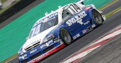 Stock: Popó Bueno é o melhor da quinta na Copa Nextel Stock Car em Interlagos