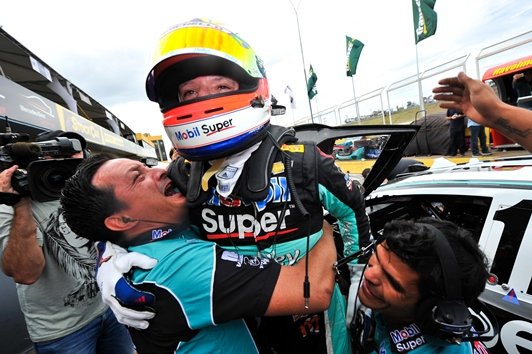 Stock: Barrichello faz a pole em Santa Cruz do Sul