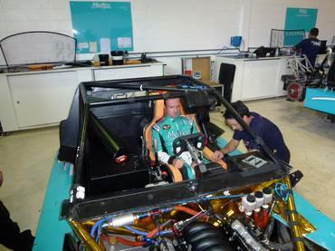 Stock: Barrichello testa banco e liga o motor do Stock Car