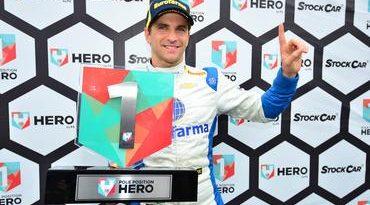 Stock: Daniel Serra faz a Pole Position HERO na Argentina