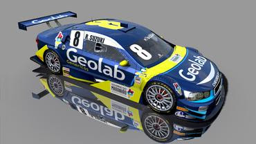 Stock: Rafael Suzuki disputará temporada 2016 da Stock Car pela Vogel Motorsport