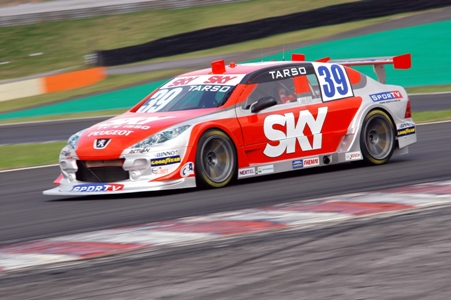 Stock: Satisfeitos, pilotos da SKY Racing concluem primeiro dia de treinos em Interlagos