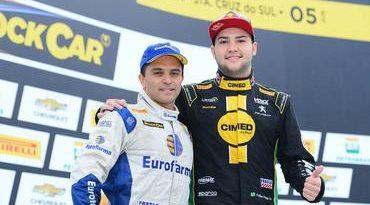 Stock: Felipe Fraga e Max Wilson vencem em Santa Cruz do Sul