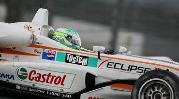 F3 Japonesa: Streit disputa rodada tripla em Sendai e quer voltar à liderança