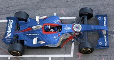 Superleague Fórmula: Escocês Glasgow Rangers entra na disputa