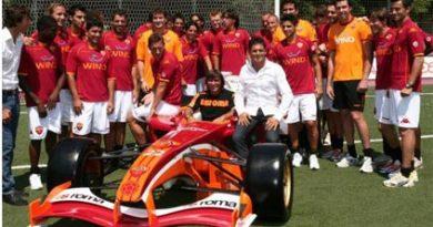 Superleague Fórmula: Equipe de Fisichella representará Roma na nova categoria