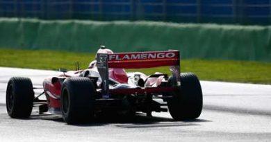 Superleague: Bernoldi é o novo piloto do Flamengo